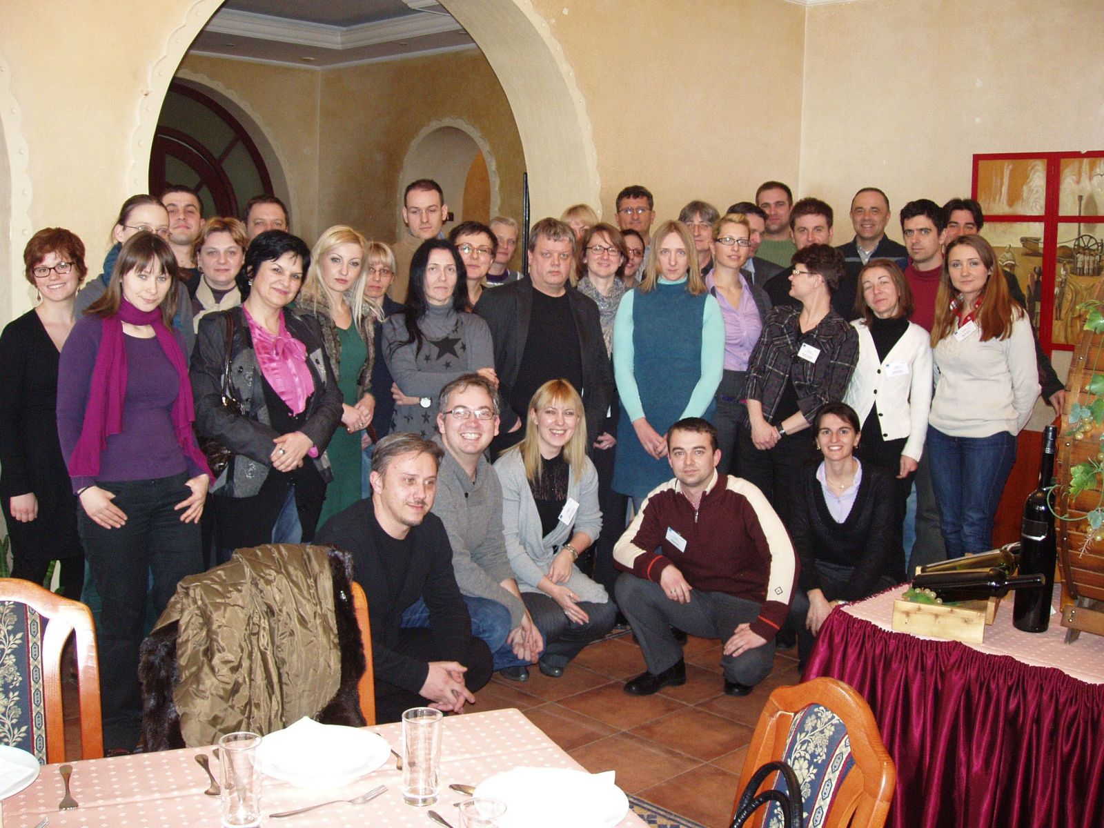 Subotica Group Photo